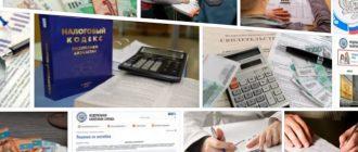 Для налоговой